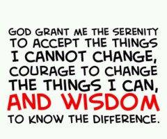 serentiy prayer