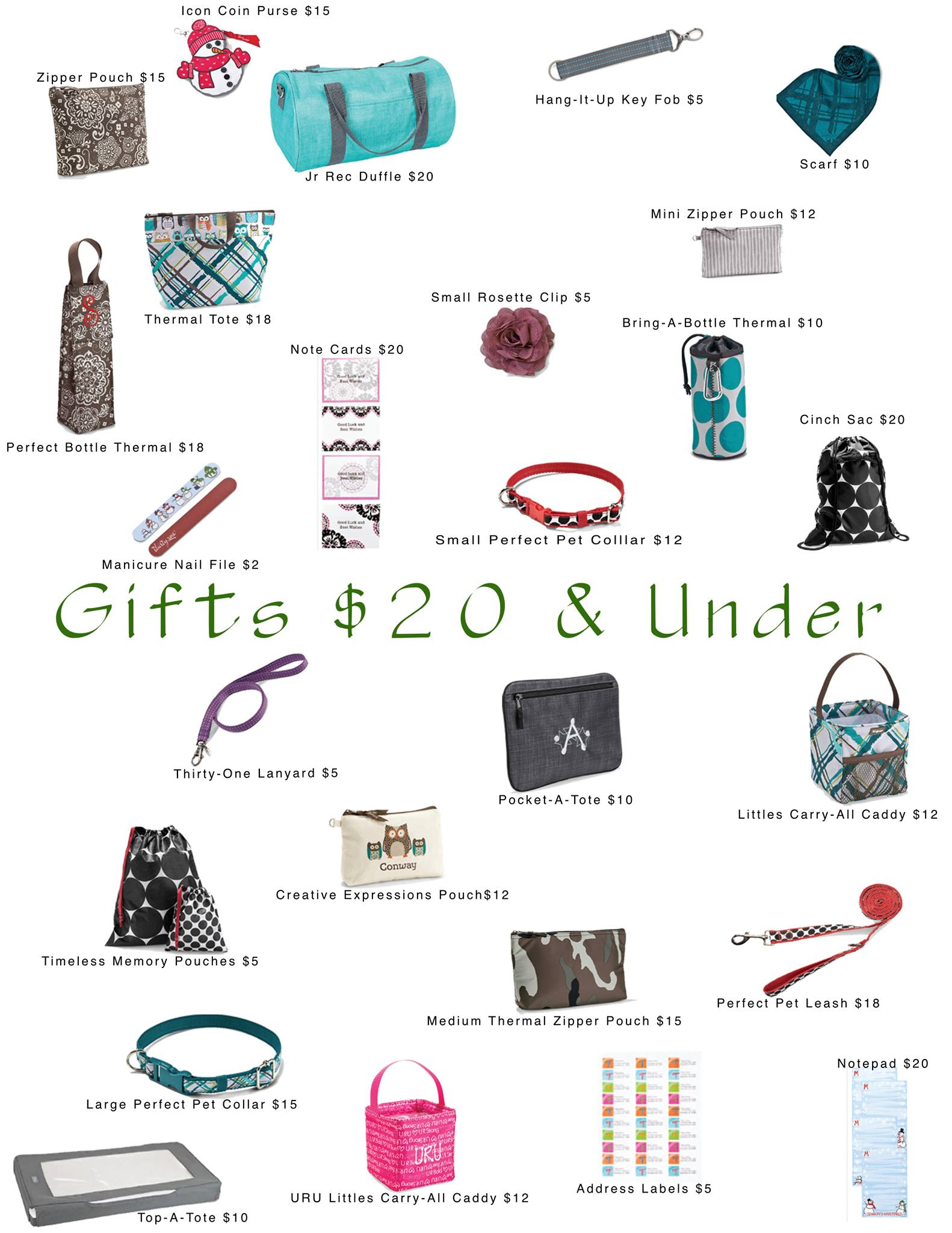 Unisex Christmas Gifts Under 20 Part - 15: 20 Gifts Under $20