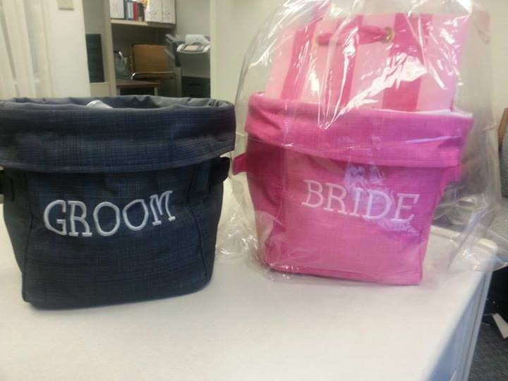 Wedding Gift Basket Ideas For Bride And Groom : bride & groom MUB