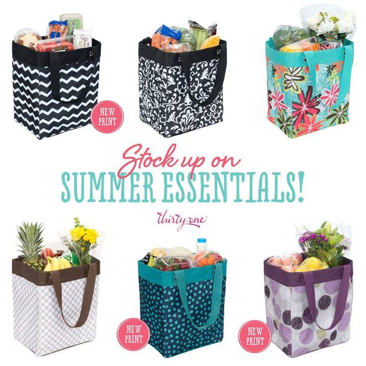 Genial ... Essential Storage Toteu2026 This AWESOME Product Is New To The Thirty One  Line And I Have To Admit, I Wasnu0027t Sure If I Would Like It. The Truth Isu2026