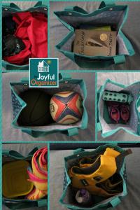 Essential-Tote - jyful organizer
