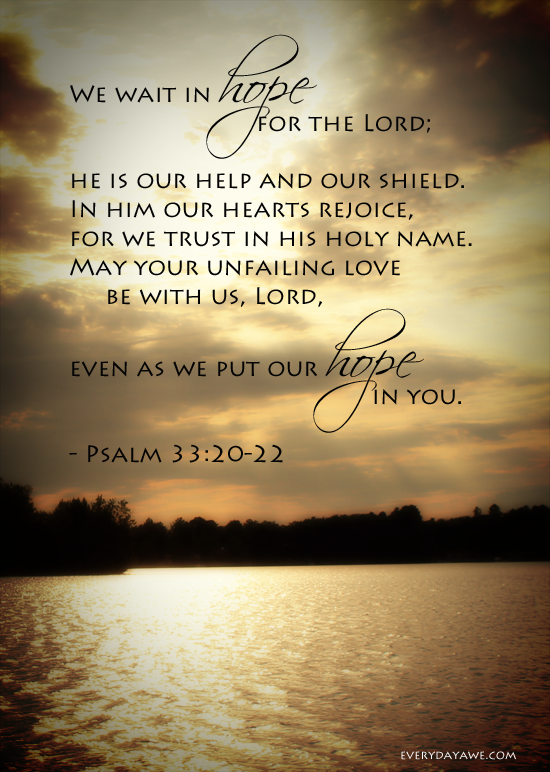 Image result for psalm 33 images