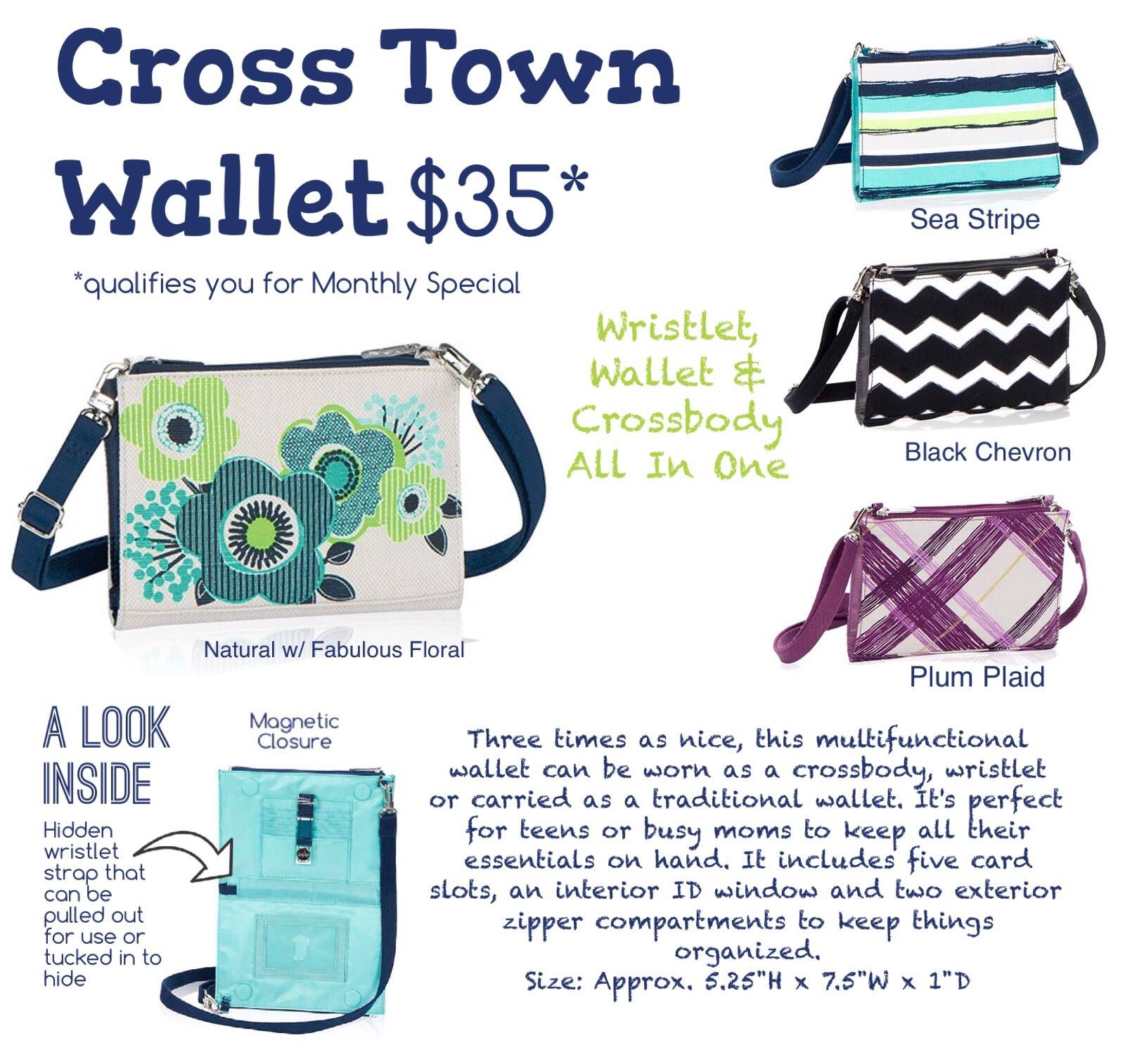 Customer surprise hope wissel cross town wallet magicingreecefo Image collections