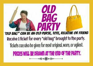 old bag party
