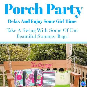 porch party