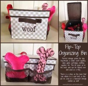 flip top for puppies