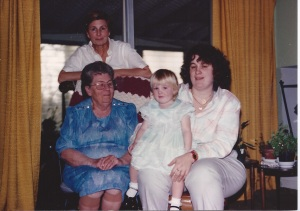 4 generations Easter