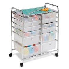 Honey-Can-Do-Organizer-Cart