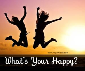 what's your happy? jump