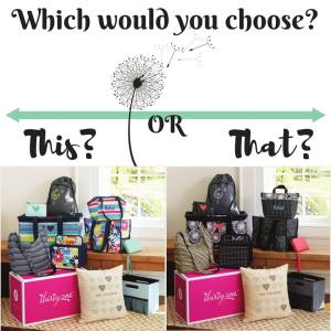 If you are interested in joining our Thirty One family, whether it is for more time, more money or for more products – I would love to talk with you.